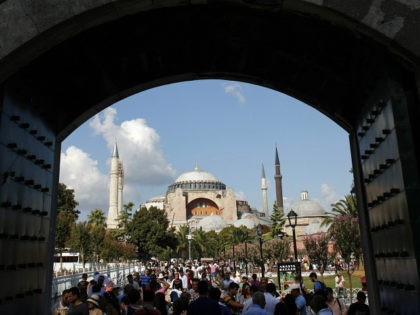 Greek Foreign Ministry Condemns Reading of Muslim Prayers at Hagia Sophia in Istanbul