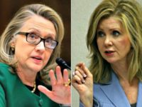 hillary.clinton, marsha blackburn