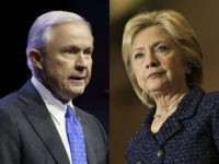 Jeff Sessions Pushes Back Against Hillary Clinton's 'Radical' Suggestion of a Global Right to Immigrate