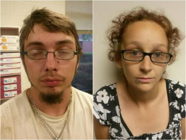 West Virginia Couple Accused of Trying to Sell Baby for Drugs