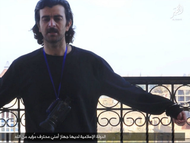 Islamic State Murders Journalists by Turning Cameras and Laptops into Bombs