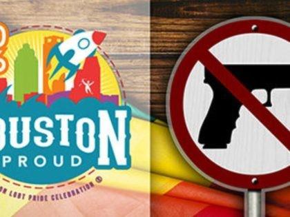 Gay Pride Gun-Free Zone