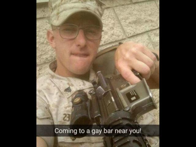 U.S. Marines Police Their Own Against Post-Orlando Social Media Threat