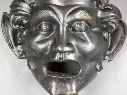 mask of pan