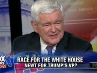 Gingrich: Trump Will Make Decision on VP Pick 'Two Days Before Cleveland'