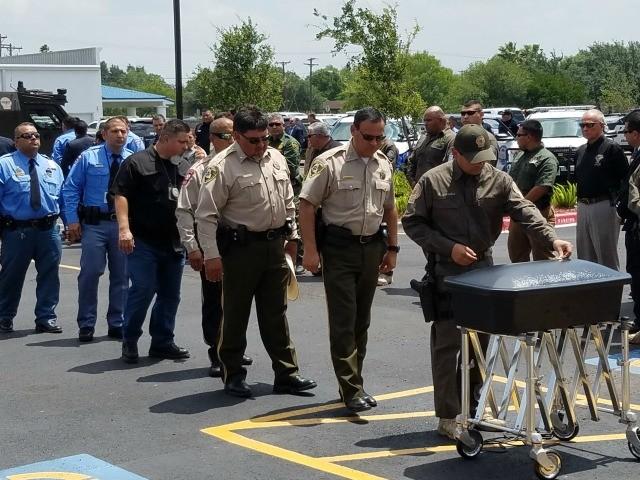 Officer Rex Funeral 2