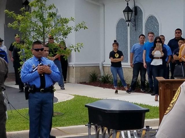 Officer Rex Funeral 3