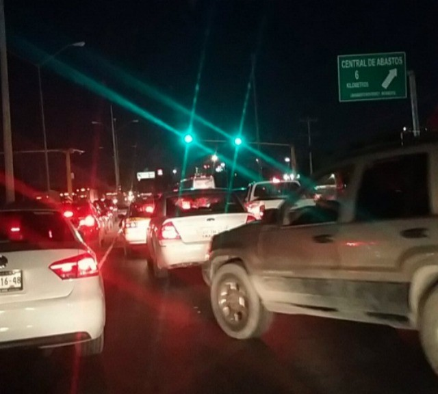 reynosa roadblock chaos