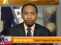 "ESPN's Stephen A. Smith reacted Monday on ""First Take"" to …"