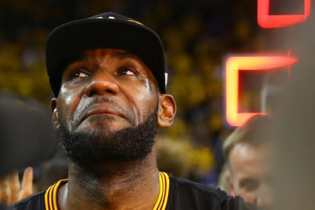 LeBron James left for Miami in 2010 to win two NBA titles, then returned home in 2014 vowing to end a major sport title drought that had haunted Cleveland since 1964