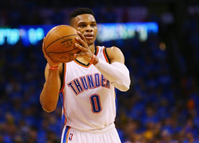 Russell Westbrook of the Oklahoma City Thunder said he decided not to play for the US team at the Rio Olympics after talking with family membersRussell Westbrook of the Oklahoma City Thunder handles the ball during the first half against the Golden State Warriors in game six of the Western …