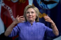 Hillary Clinton's campaign had $42 mn in the bank by May 31