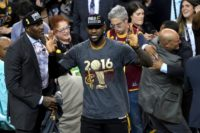 Report: LeBron on Track to Becoming NBA's First $200 Million Player