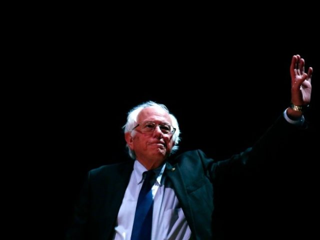 In a speech Democratic presidential candidate Bernie Sanders failed to mention his victorious opponent Hillary Clinton even once, urging supporters to continue the fight for radical change