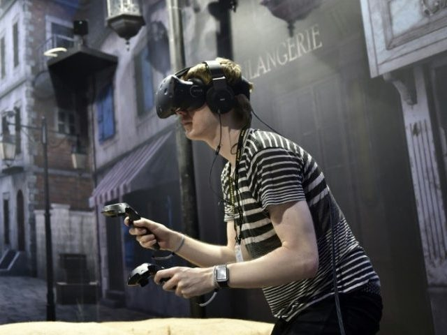 VR is the buzz industry at Asia's largest tech fair, Computex, being held in Taiwan's capital Taipei this week. The island is hoping to become a development hub for virtual reality technology