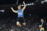 Britain's Olympic long jump champion Greg Rutherford has made the decision to freeze his sperm because of fears about the Zika virus at this year's Games in Rio de Janeiro