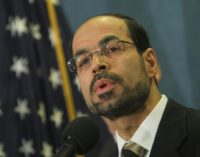 """Nihad Awad, executive director of the Council on American-Islamic Relations, has strongly condemned the nightclub massacre in Florida, calling members of the Islamic State group an """"aberration"""""""