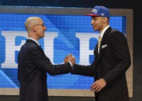Outsourced! Foreign Players Constitute Half of NBA Draft's First Round Picks