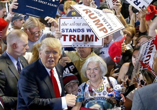 Donald Trump, Diana Brest