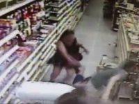 Mother Fights Off Man Attempting to Kidnap Daughter from Dollar General