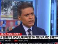 CNN's Zakaria: Journalists Are 'Better Educated', 'More Comfortable With Diversity' Than Ordinary People