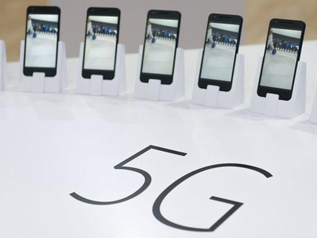 5G (Josep Lago / AFP / Getty)