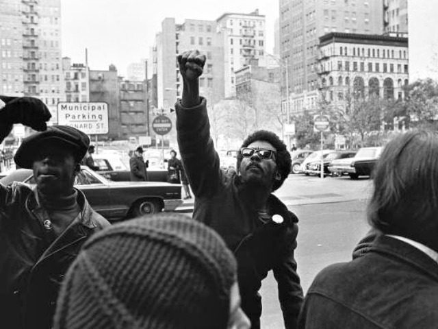 60s Radical Black Panther David FentonGetty