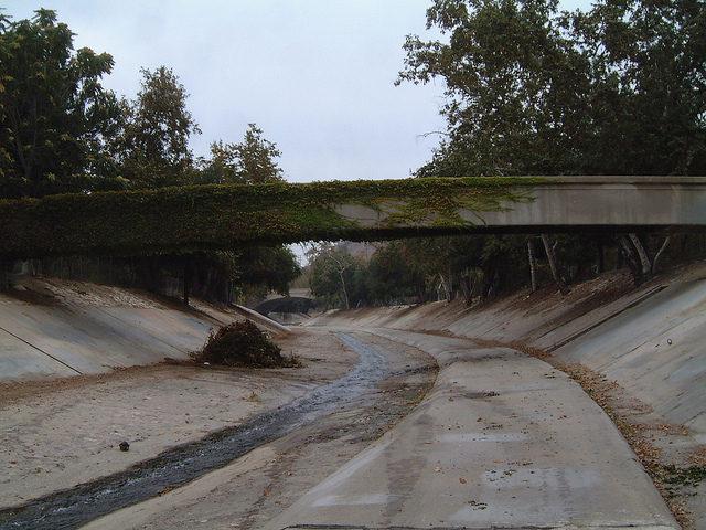 Los Angeles River (Umberto Brayj / Flickr / CC)