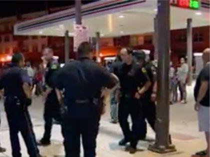 According to a WFAA report, a Dallas, TX 7-Elevenhad to …