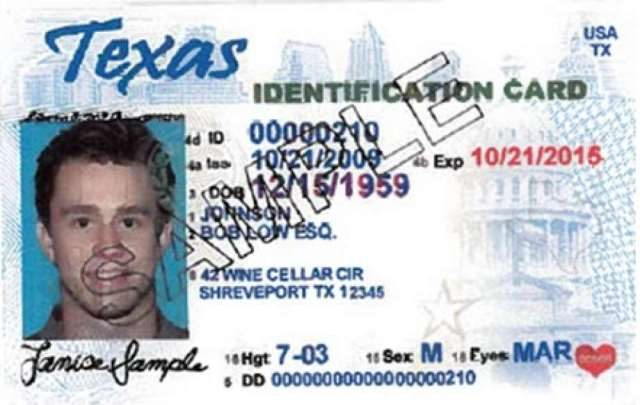 This Voter November Judge Texas Be Id Law Will Enforced