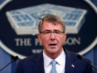 Defense Secretary Ash Carter speaks during a news conference at the Pentagon, Thursday, June 30, 2016, where he announced new rules allowing transgender individuals to serve openly in the U.S. military.