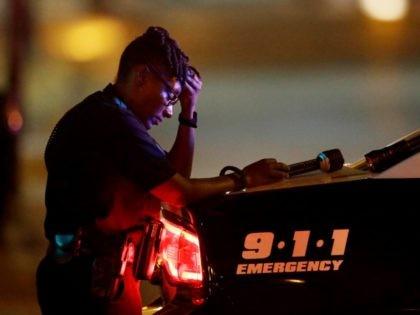 APTOPIX Police Shootings-Protest