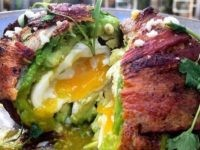 Avocado egg bacon (Estrella / Facebook)