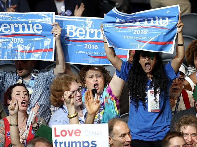 Bernie-Sanders-Supporters-Delegates-DNC-July-25-Getty