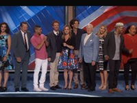 WATCH: Broadway Stars Lead Tribute to Gun Victims at DNC