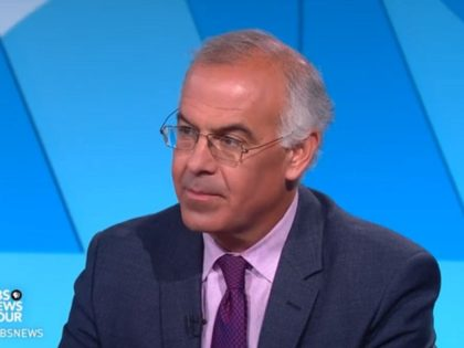 "David Brooks on 7/29/16 ""PBS NewsHour"""