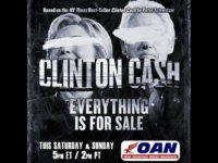 Watch 'Clinton Cash' This Weekend on One America News Network