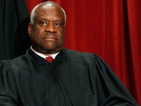 Clarence Thomas: 'Improbable' that 2nd Amendment Only Protects Carrying a Gun in Your Home