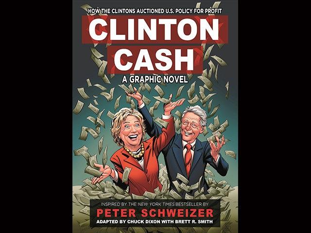 Clinton-Cash-Graphic-Novel