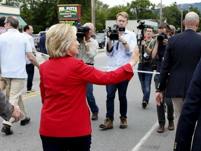 Clinton MSM Reuters