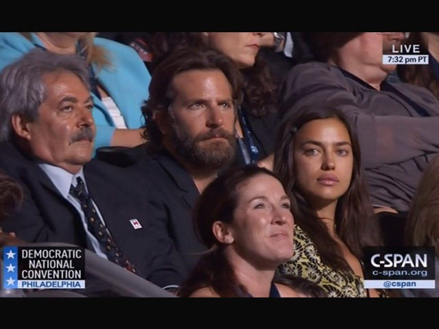 Republicans/American Sniper fans upset at Bradley Cooper for attending DNC