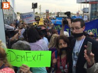 #Demexit: Sanders Delegates Walk out of Convention in Protest
