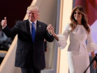 Donald-Trump-Melania-Trump-RNC-Getty