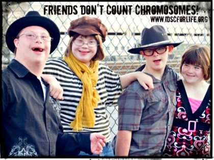 Down Syndrome Kids