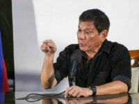 Duterte Threatens to Bomb Islamic State Hostages: 'Better Not Get Yourselves Kidnapped'