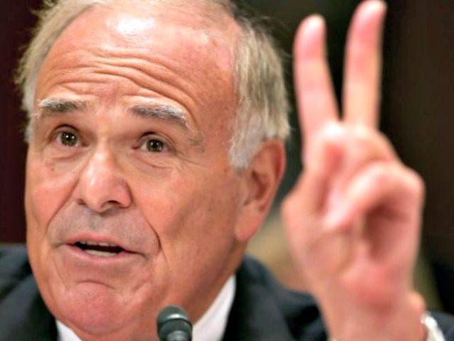 Ed Rendell V Sign