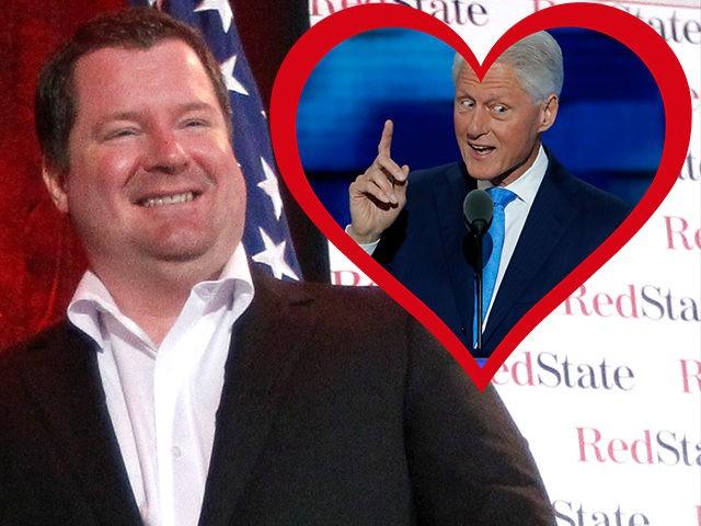 Erick-Erickson-Bill-Clinton-AP