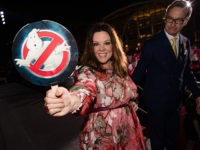 Ghostbusters Tweets Endorsement for Hillary Clinton