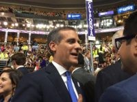 Garcetti Fundraising for L.A. Mayor's Race Outside California