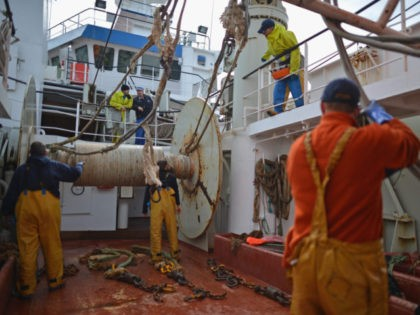 A Glimpse Inside A Fishing Trawler During Scotland's Doors Open day